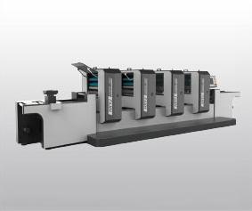 HXPS-350 间歇式PS版印刷机