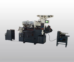 XB190 型多功能商标印刷机