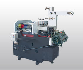 XB320 型多功能商标印刷机