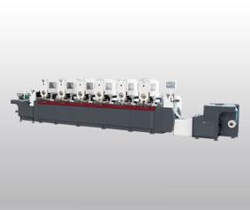 LZ-360 间歇式全轮转商标印刷机